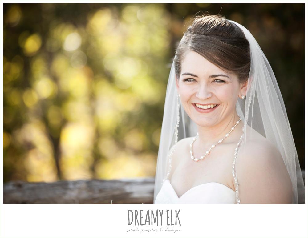 strapless sweetheart wedding dress, october wedding, inn at quarry ridge, dreamy elk photography and design
