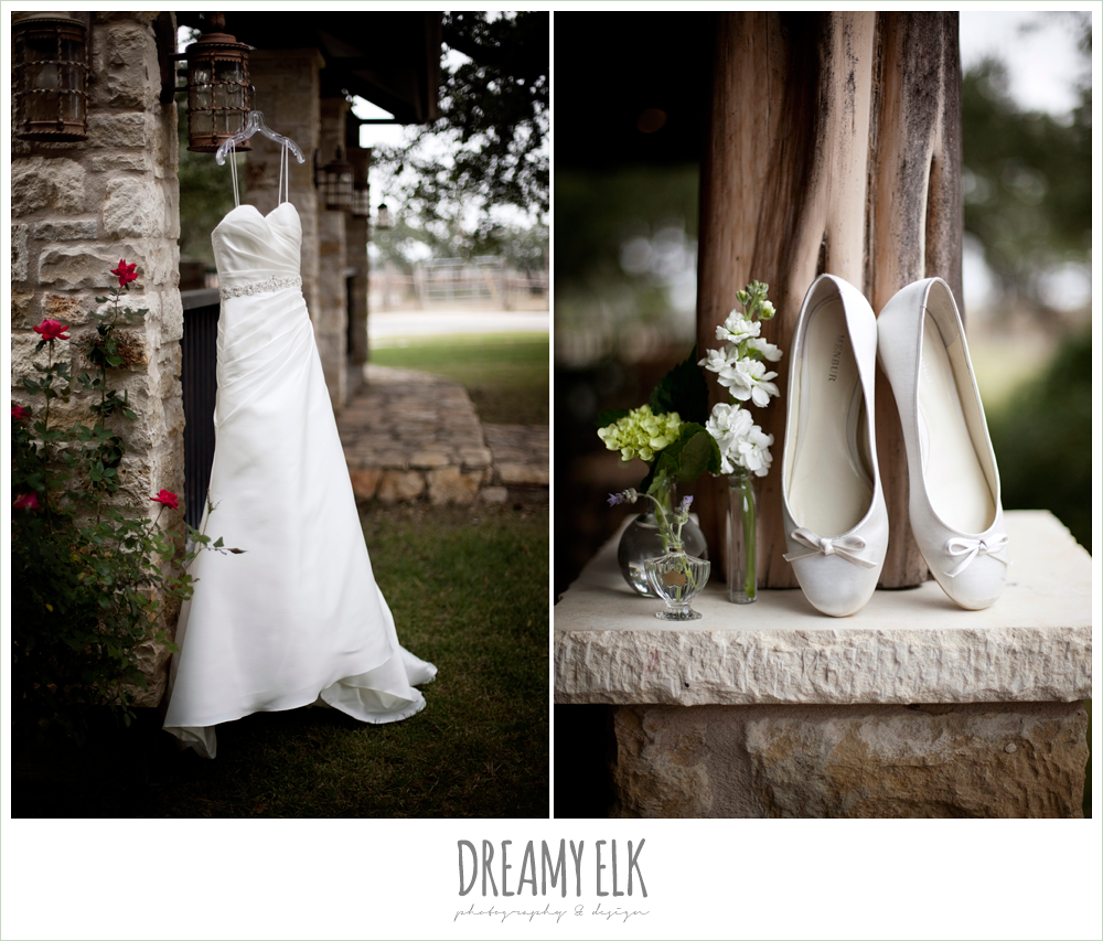 sweetheart strapless wedding dress, flat wedding shoes, winter vineyard wedding, dreamy elk photography and design