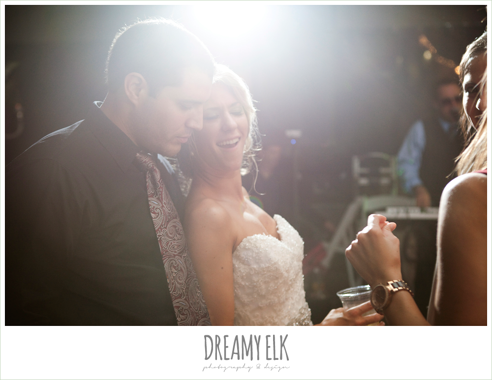 bride and groom dancing, fall wedding, rock lake ranch, dreamy elk photography and design
