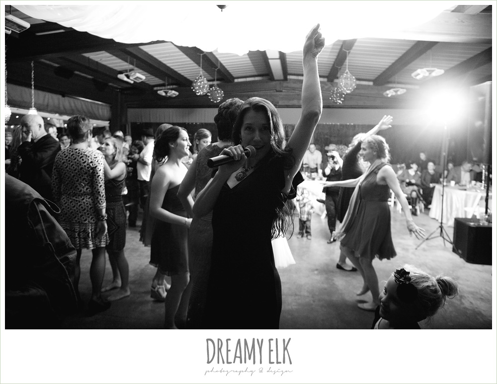 the sophisticates, live band at reception, fall wedding, rock lake ranch, dreamy elk photography and design