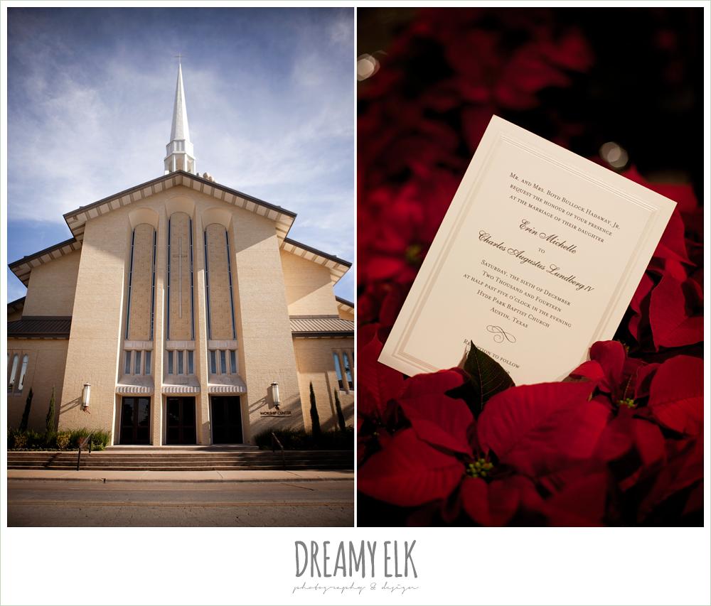 winter wedding, austin, texas