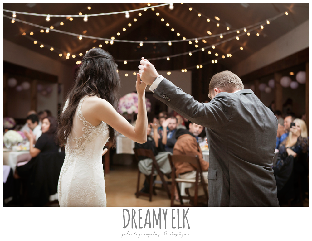 rustic chic wedding {dreamy elk photography and design}