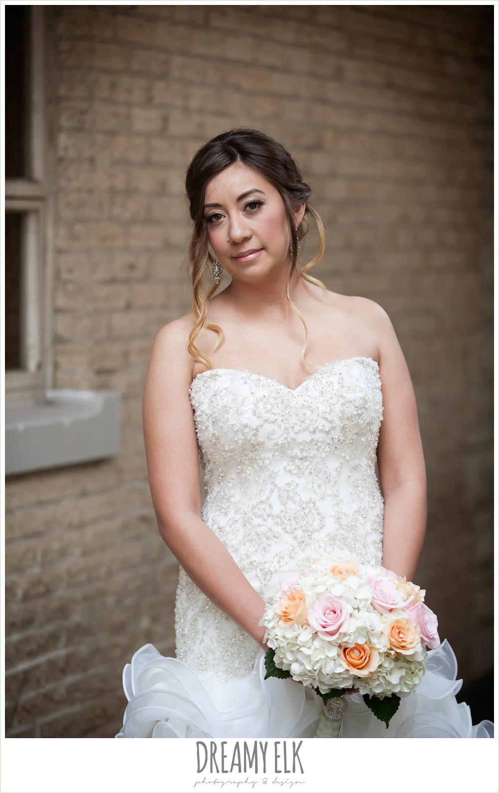 sweetheart strapless wedding dress, downtown austin wedding {dreamy elk photography and design}