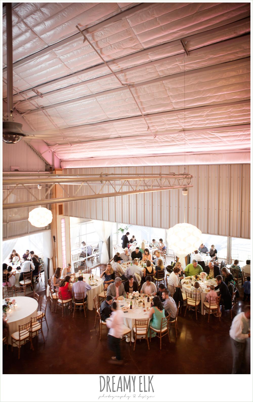 indoor wedding reception, terradorna wedding venue, austin spring wedding {dreamy elk photography and design}