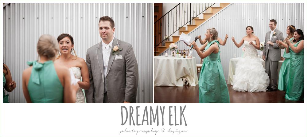 guests giving toasts at wedding, terradorna wedding venue, austin spring wedding {dreamy elk photography and design}