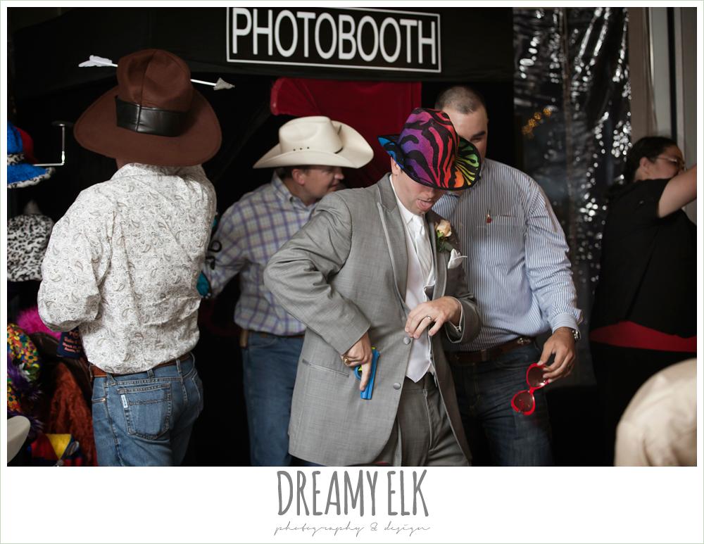 photo booth at wedding reception, terradorna wedding venue, austin spring wedding {dreamy elk photography and design}