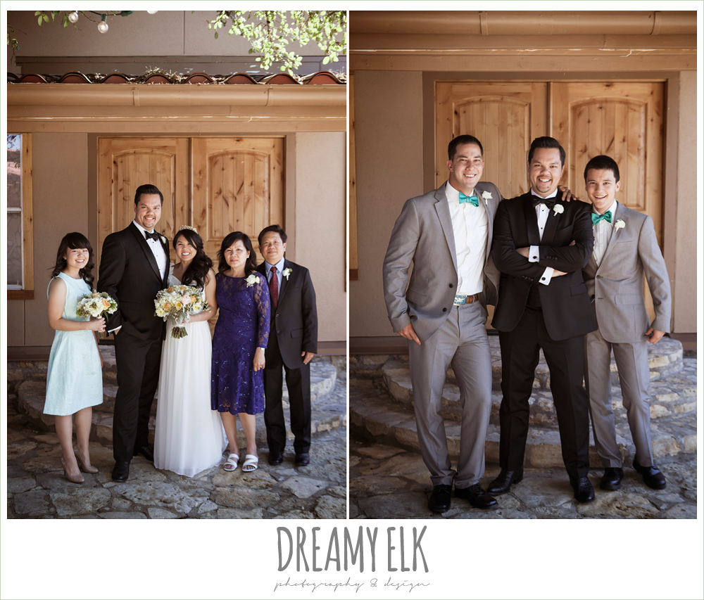 formal family photo, la hacienda, dripping springs, texas {dreamy elk photography and design}