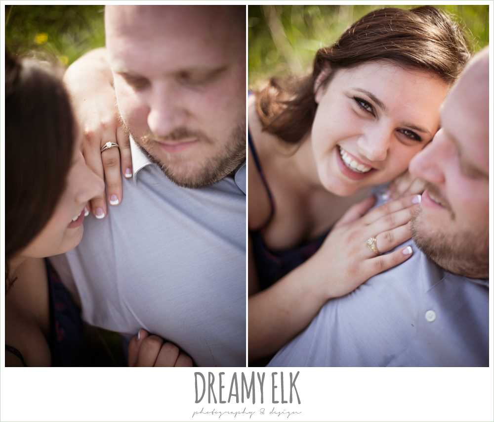 college station engagement photo {dreamy elk photography and design}
