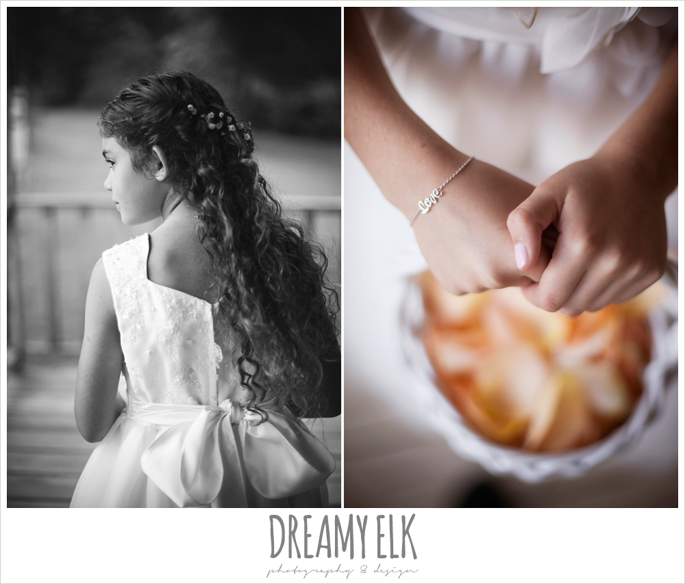 flower girl, pine lake ranch, photo {dreamy elk photography and design}