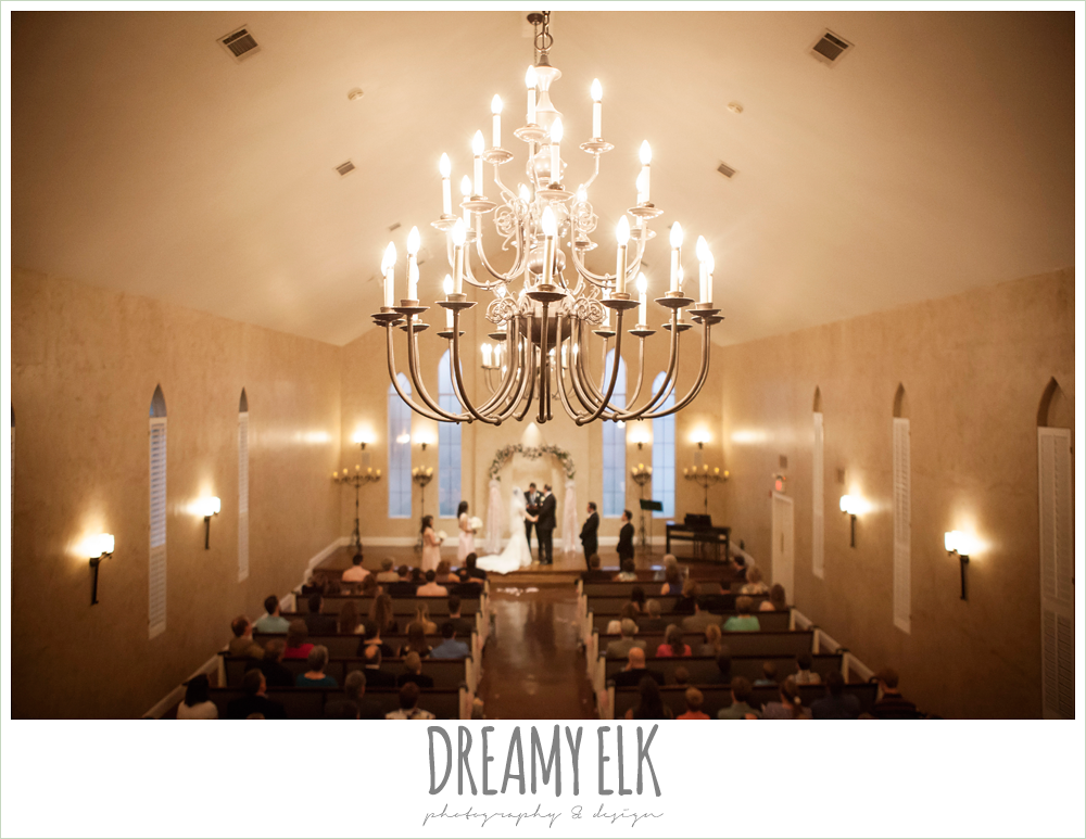 northeast wedding chapel ceremony photo {dreamy elk photography and design}