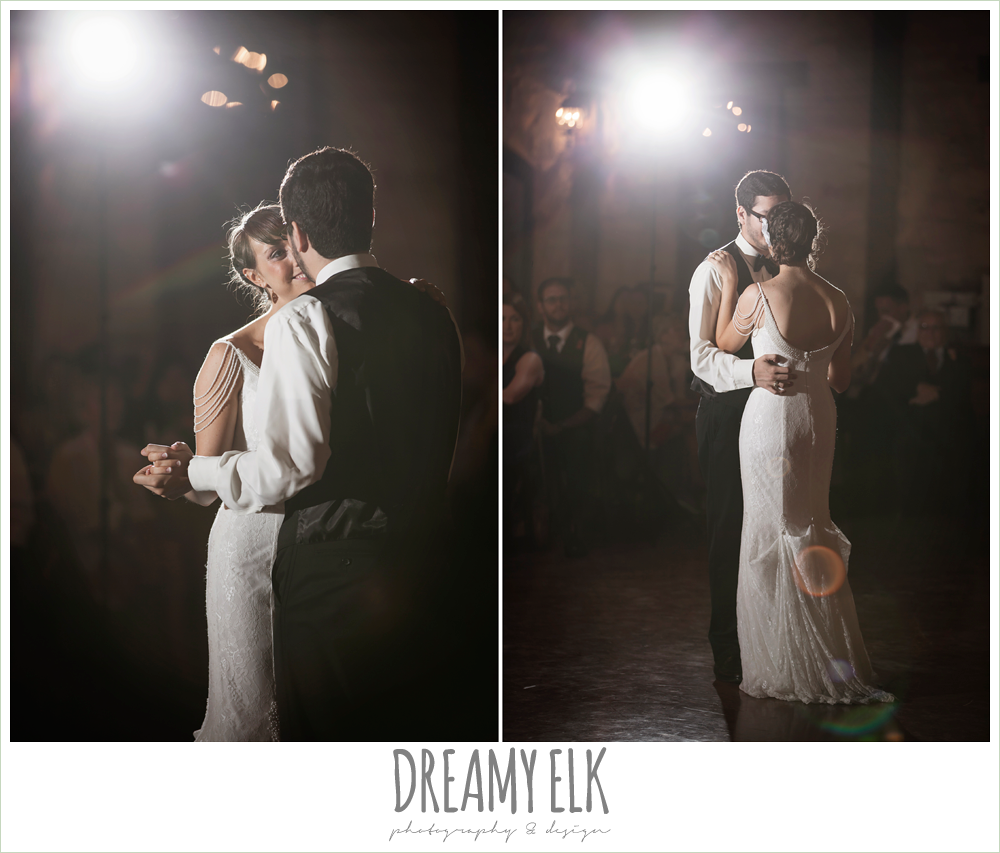 bride and groom first dance, pecan springs, houston, texas photo {dreamy elk photography and design}