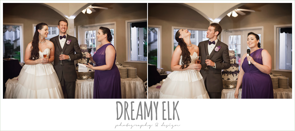wedding toasts, heather's glen summer wedding photo, houston, texas {dreamy elk photography and design}