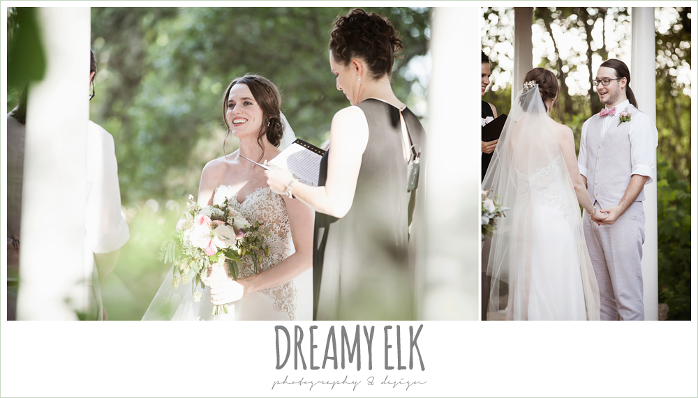 wedding ceremony, the winfield inn, photo {dreamy elk photography and design}