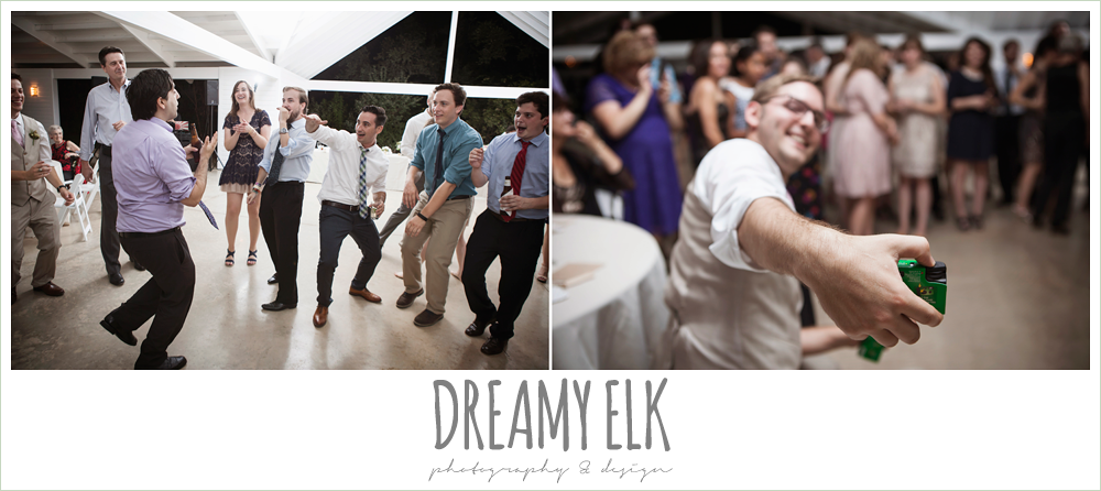 guests dancing at wedding reception, the winfield inn, photo {dreamy elk photography and design}