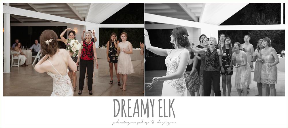 bouquet toss, the winfield inn, photo {dreamy elk photography and design}