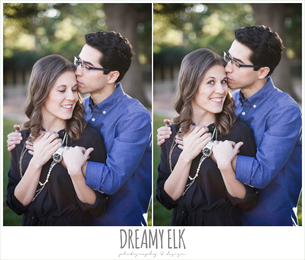outdoor november engagement shoot, hermann park, houston, texas {dreamy elk photography and design}