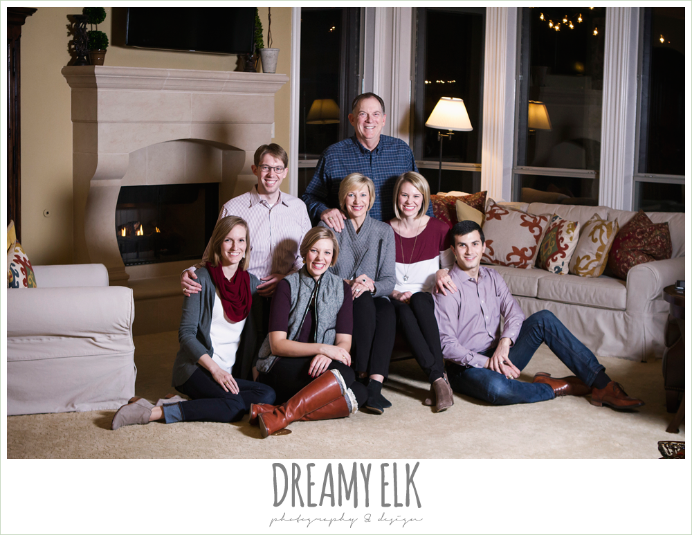 indoor family photo {dreamy elk photography and design}