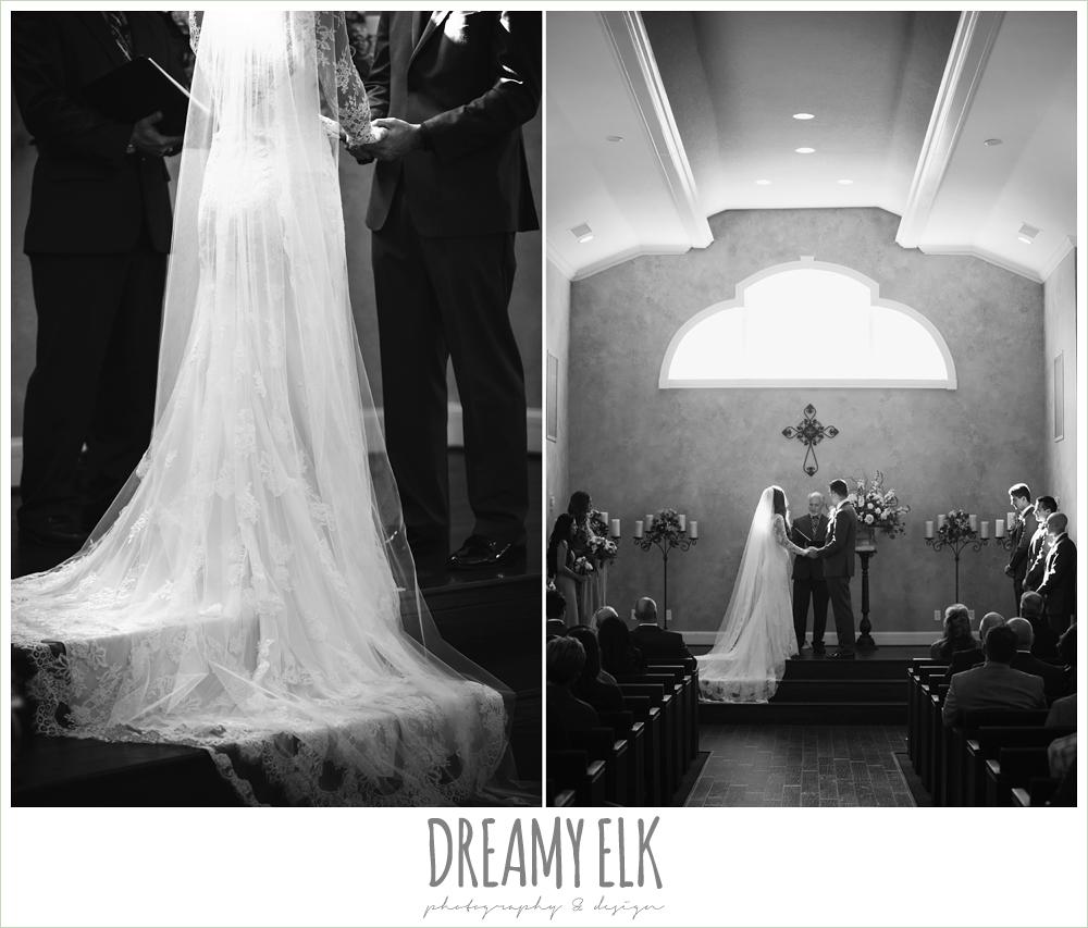 lace wedding dress, chapel wedding, morning winter january wedding, ashelynn manor {dreamy elk photography and design}