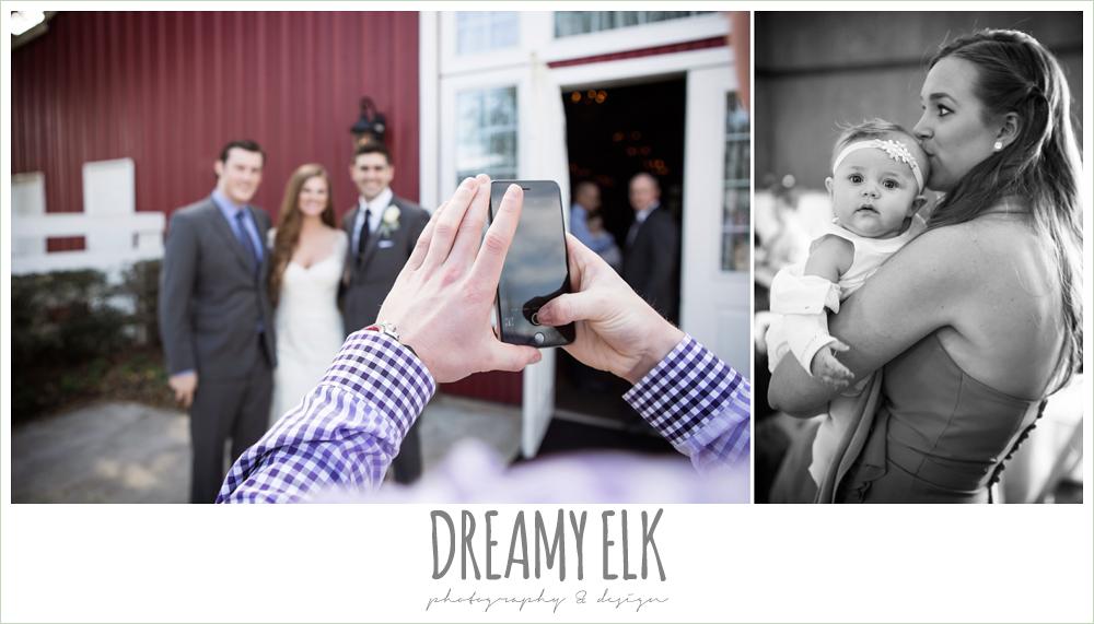 wedding reception, morning winter january wedding, ashelynn manor {dreamy elk photography and design}