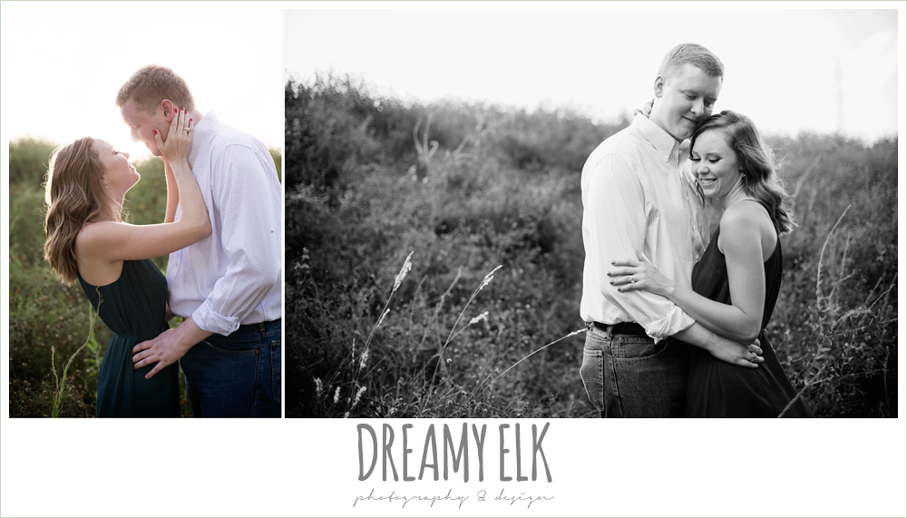 walnut creek park, summer engagement photo, austin, texas {dreamy elk photography and design}