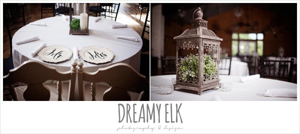 indoor wedding reception decorations, july summer morning wedding, ashelynn manor, magnolia, texas {dreamy elk photography and design} photo