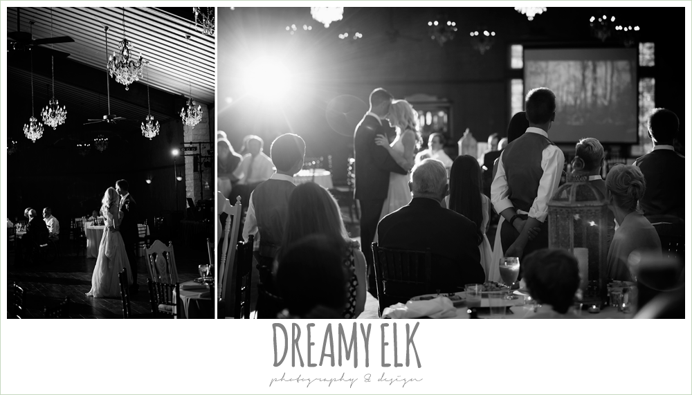bride and groom first dance, july summer morning wedding, ashelynn manor, magnolia, texas {dreamy elk photography and design} photo