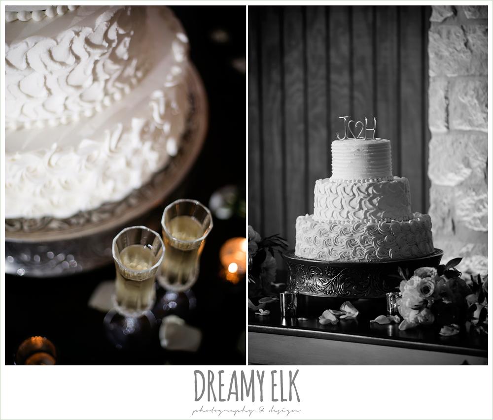 hatch cake topper, lisa barcelona cakes, three tier white wedding cake, july summer morning wedding, ashelynn manor, magnolia, texas {dreamy elk photography and design} photo