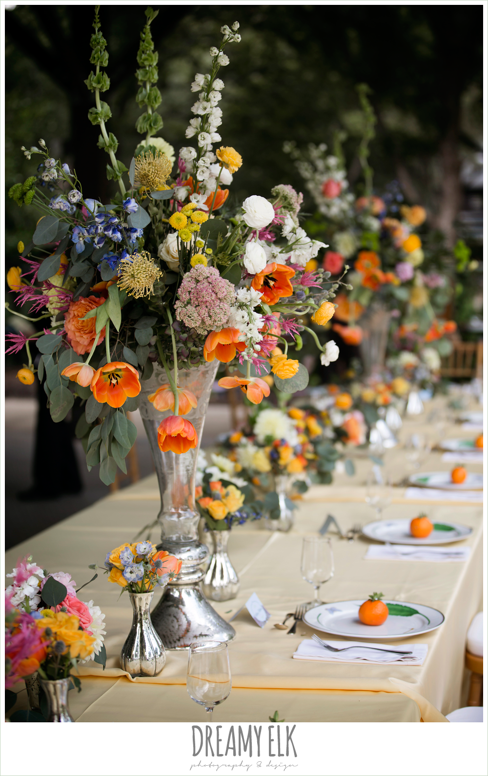 Plans n' Petals wedding bouquet,