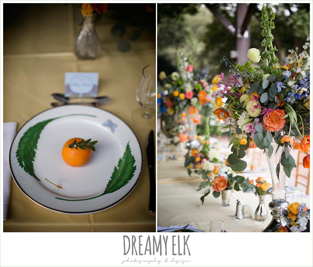 Plans n' Petals wedding bouquet, colorful outdoor sunday morning brunch wedding, hyatt hill country club, san antonio wedding photo {dreamy elk photography and design}