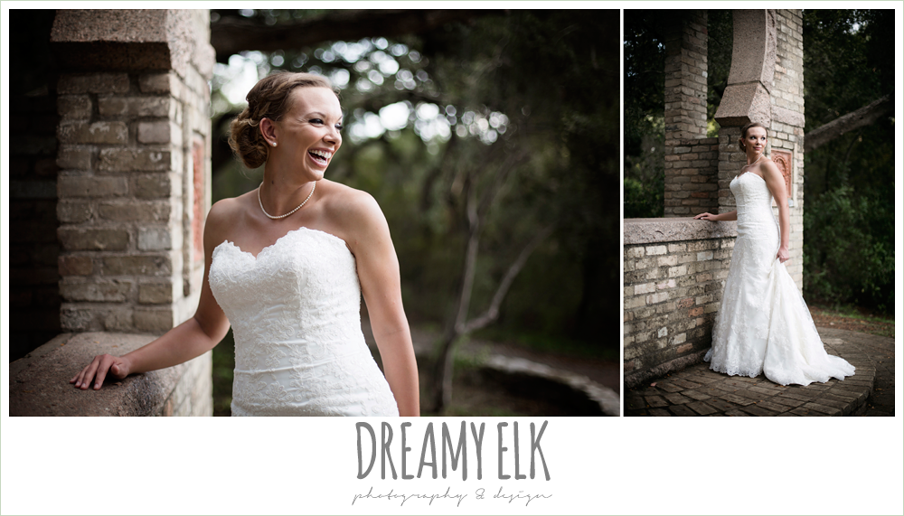 outdoor fall woodsy engagement photo, zilker botanical gardens, austin, texas {dreamy elk photography and design}