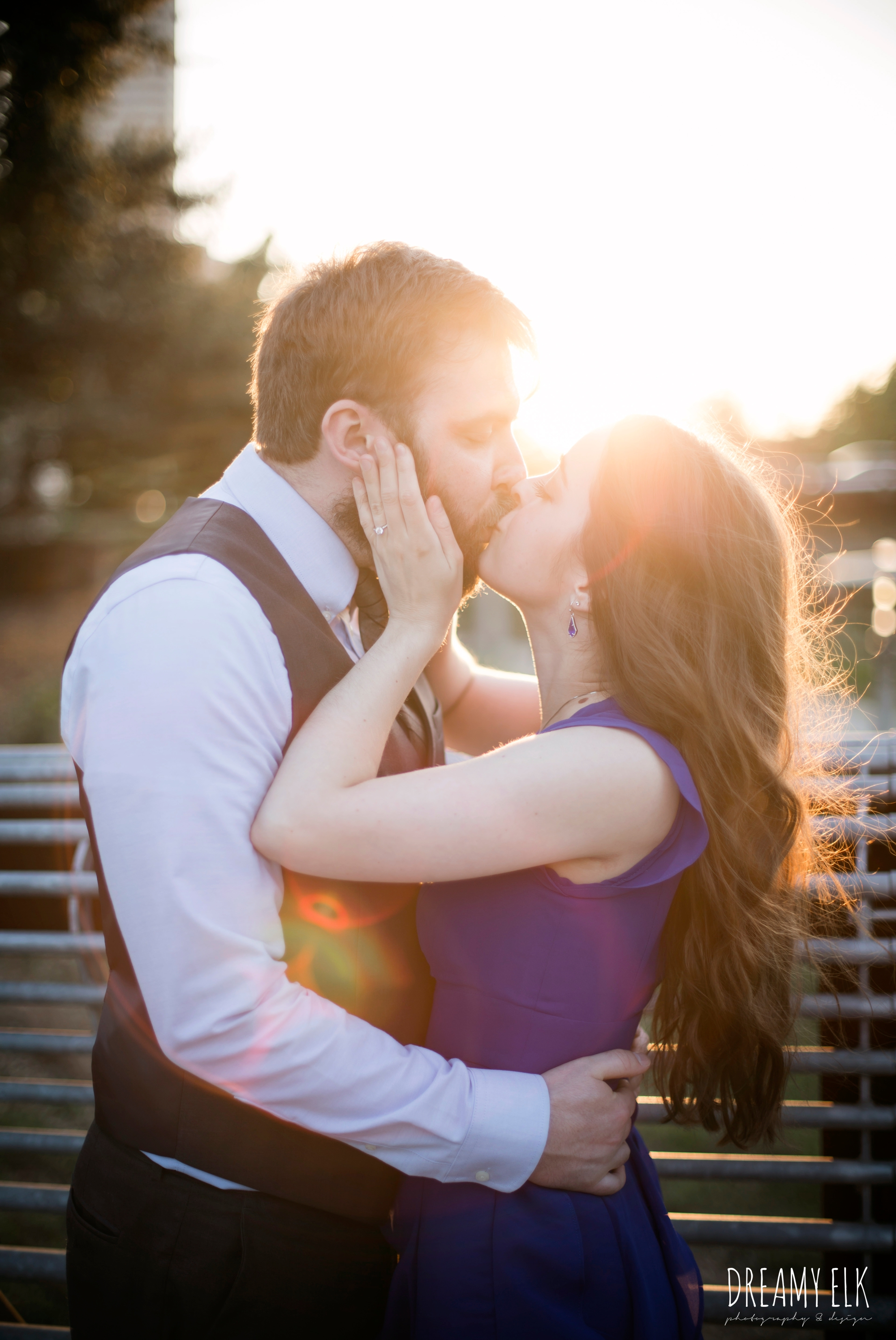 spring, march, formal engagement photo, allen parkway, houston, texas {dreamy elk photography and design}