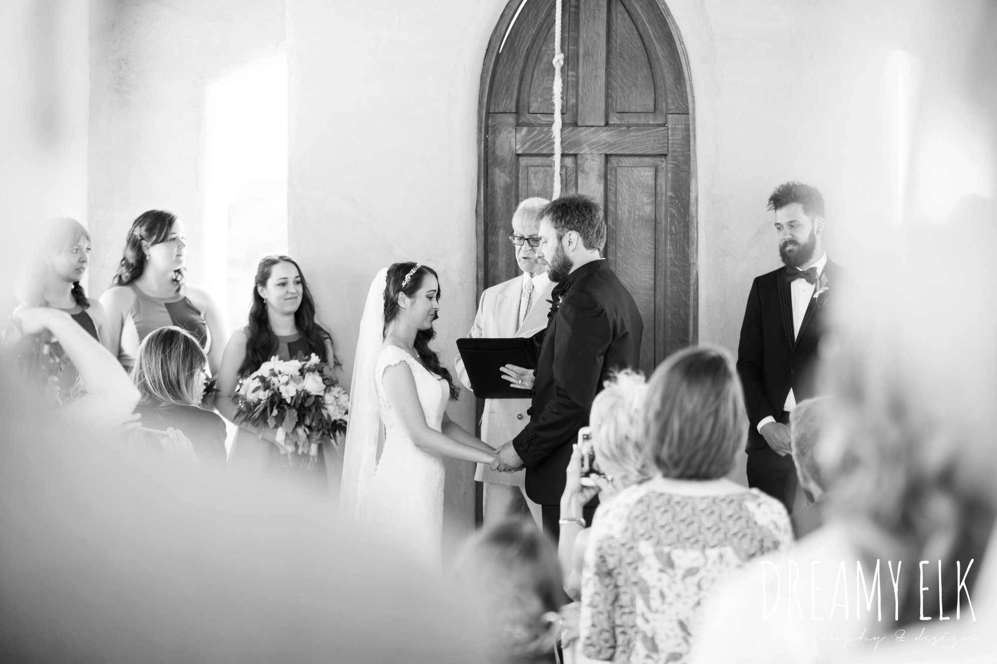 outdoor spring april wedding photo, chapel dulcinea ceremony, thurman's mansion, dripping springs, texas {dreamy elk photography and design}