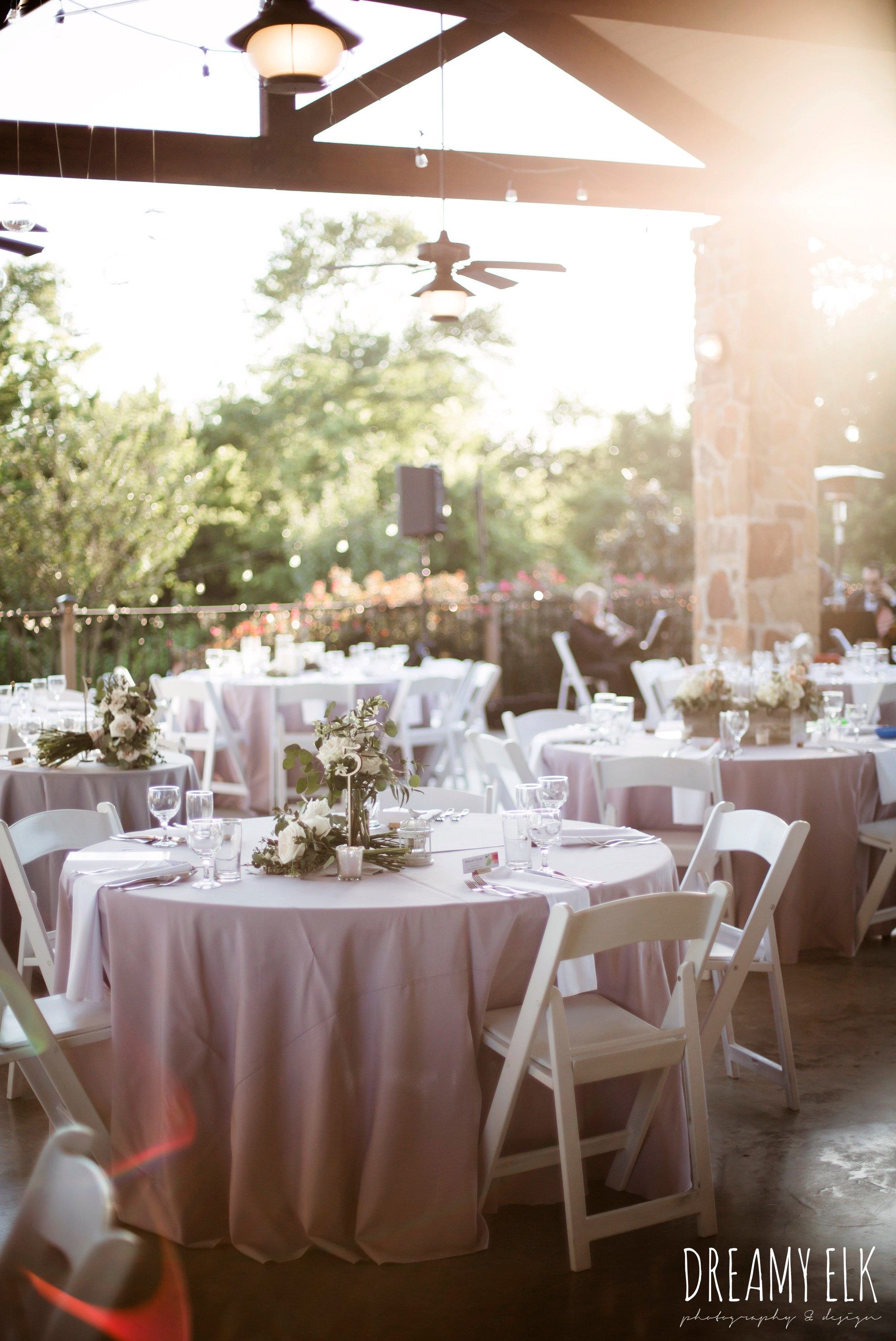 unforgettable floral, white and green succulent table centerpieces, details party rentals, outdoor april spring wedding photo, double creek crossing, college station, texas, austin wedding photographer {dreamy elk photography and design}