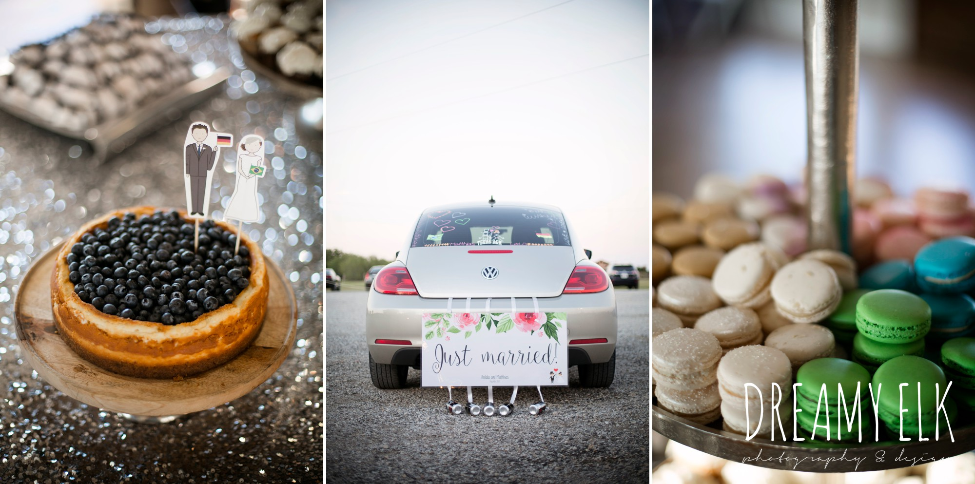 sucre macarons, d'vine cuisine, outdoor april spring wedding photo, double creek crossing, college station, texas, austin wedding photographer {dreamy elk photography and design}