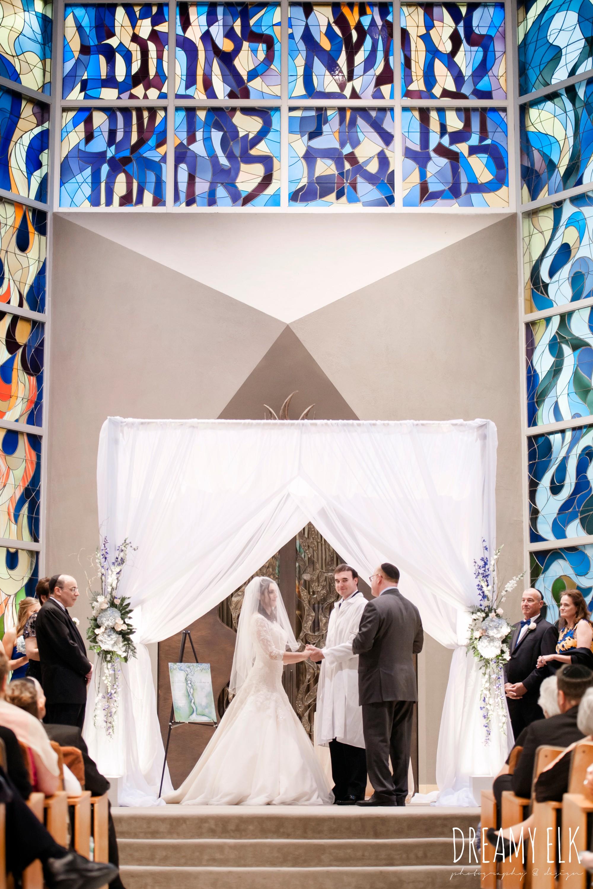 jewish wedding ceremony, jewish wedding ceremony, summer june jewish wedding photo {dreamy elk photography and design}