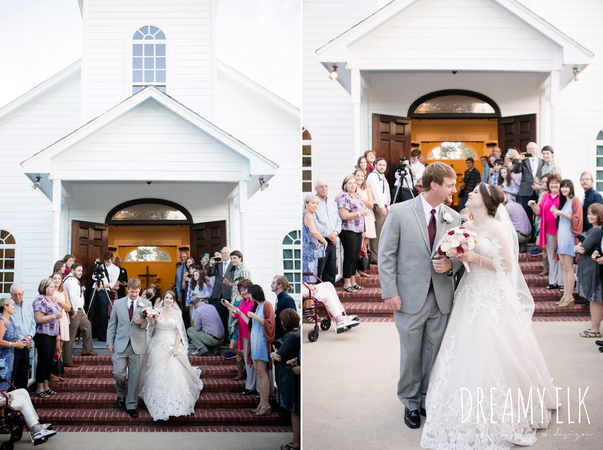 bride, sweetheart lace ballgown wedding dress, oyester underlay, lace trimmed veil, rhinestone headpiece, september wedding photo, ashelynn manor, magnolia, texas, austin texas wedding photographer {dreamy elk photography and design}