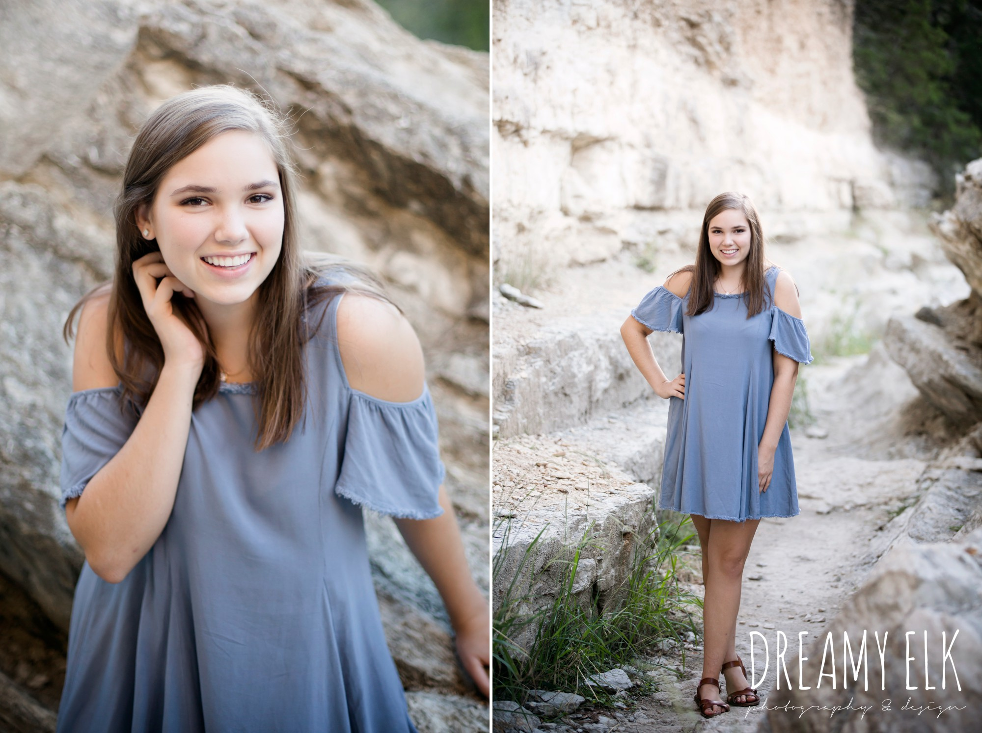 outdoor fall high school senior girl, walnut creek park, austin, texas {dreamy elk photography and design}