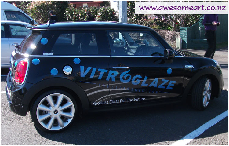 Vitroglaze Black Mini