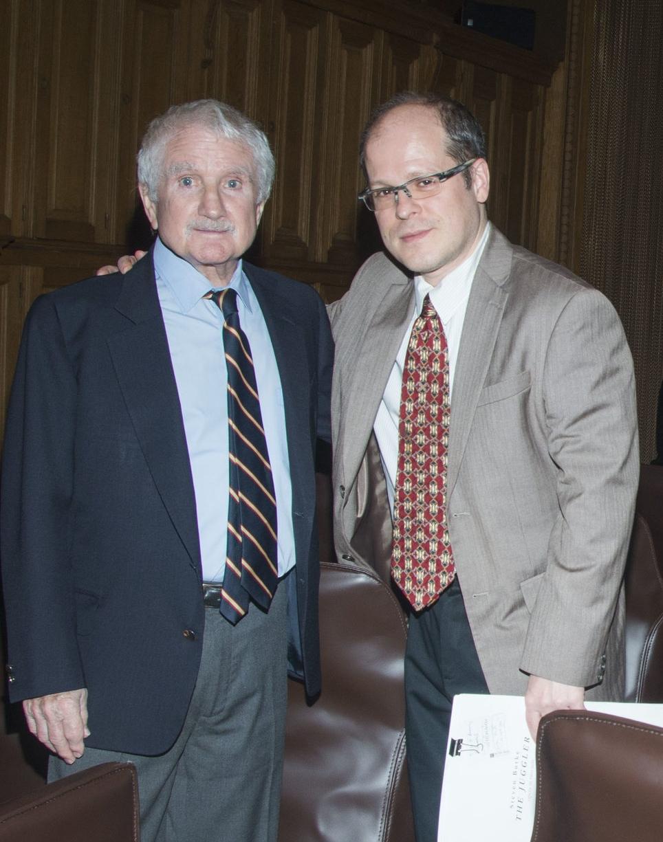 Joseph Caldwell & Steven Burke