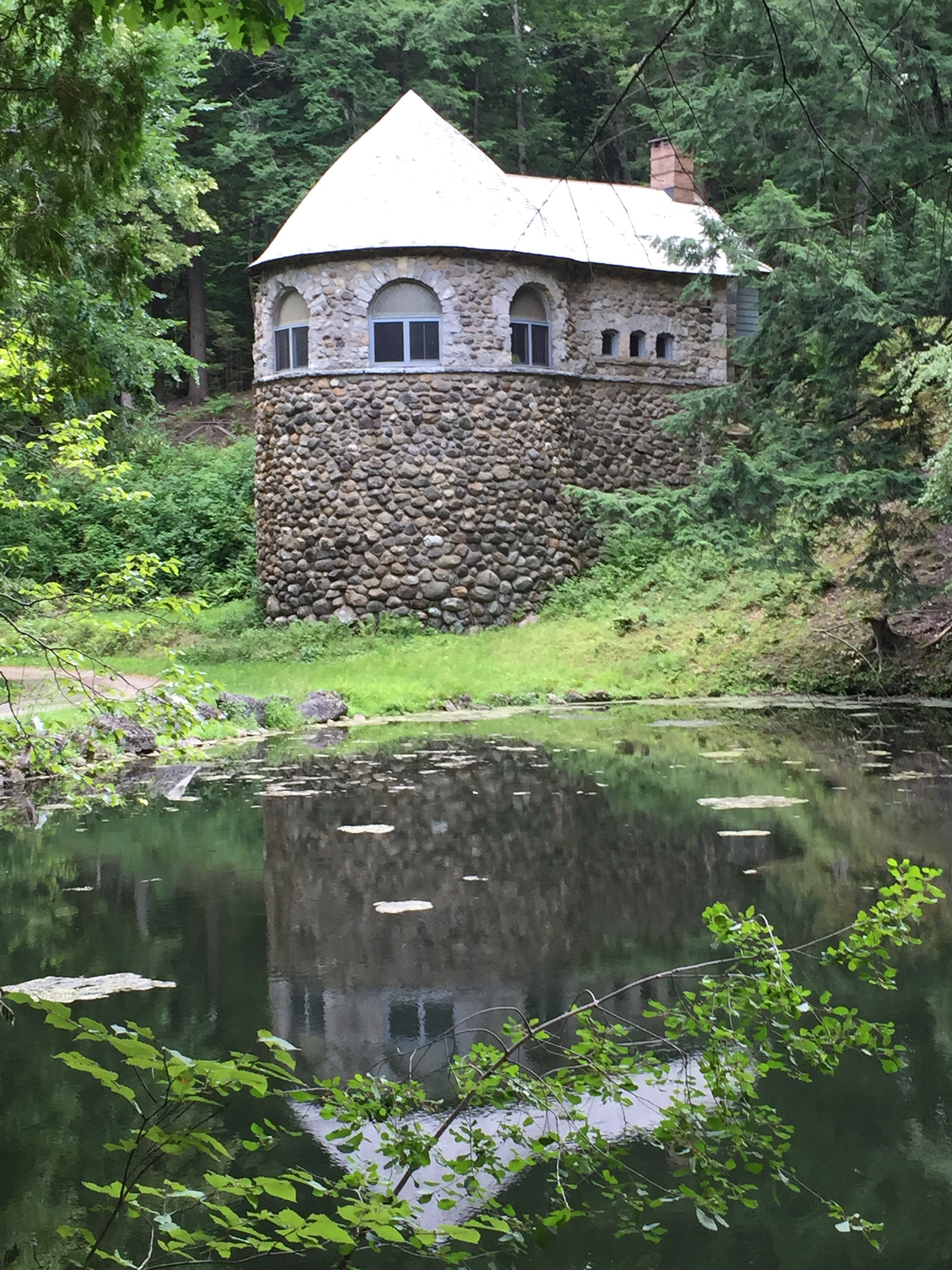 The Tower at Yaddo