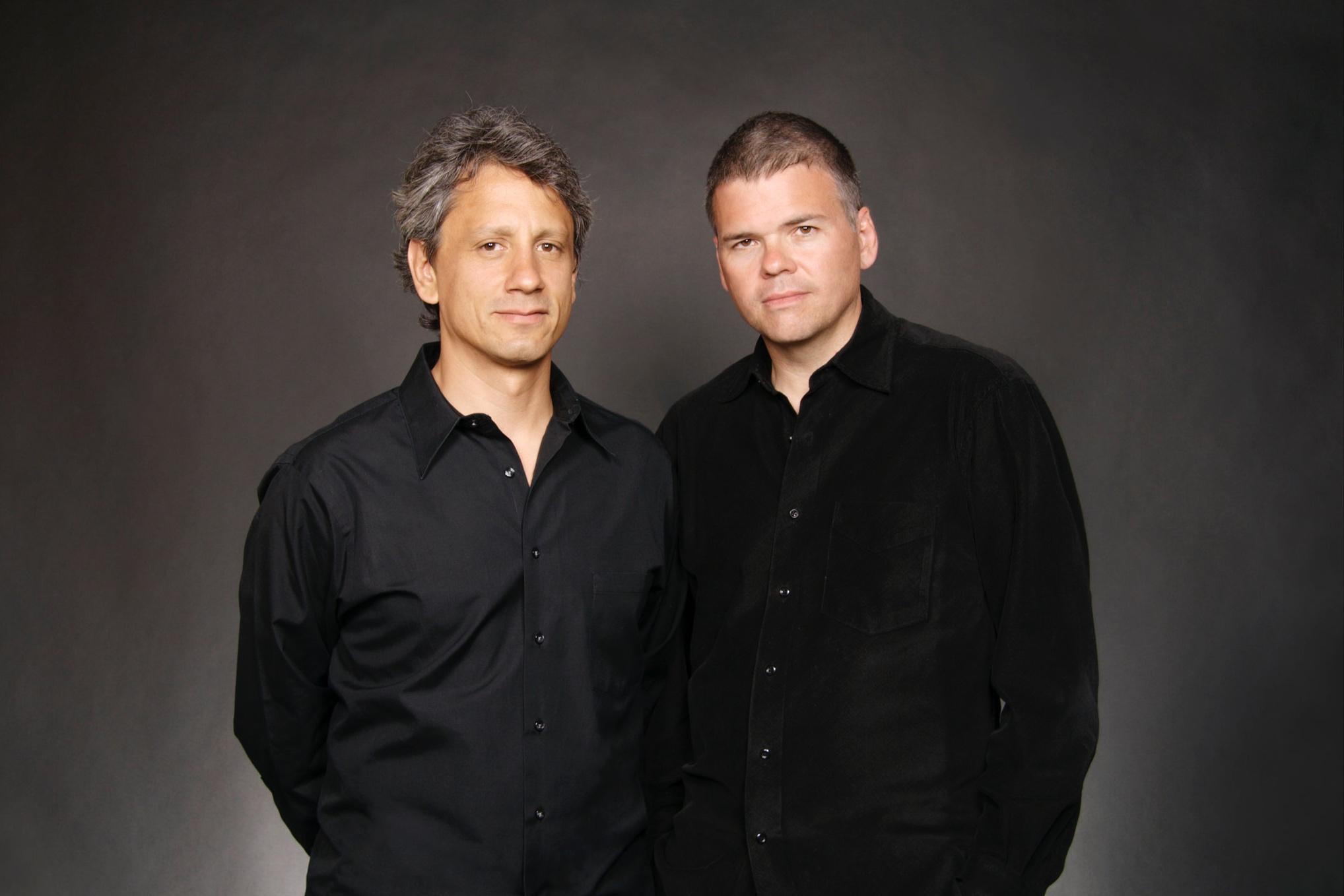 The Split Second Piano Duo: Roberto Hidalgo & Marc Peloquin