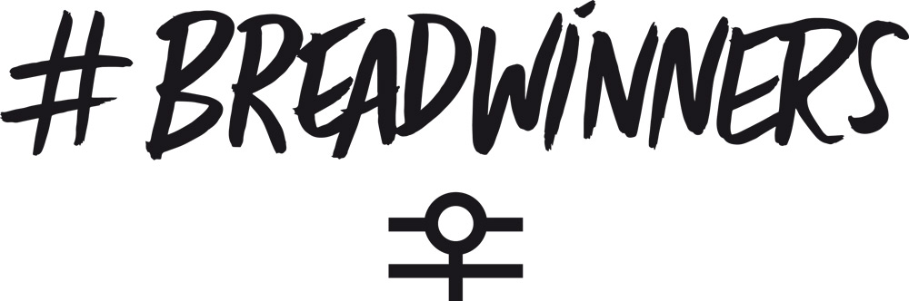 A project celebrating the 40% and rising female #breadwinner in the U.S. FIND OUT MORE AT THEBREADWINNERSPROJECT.COM