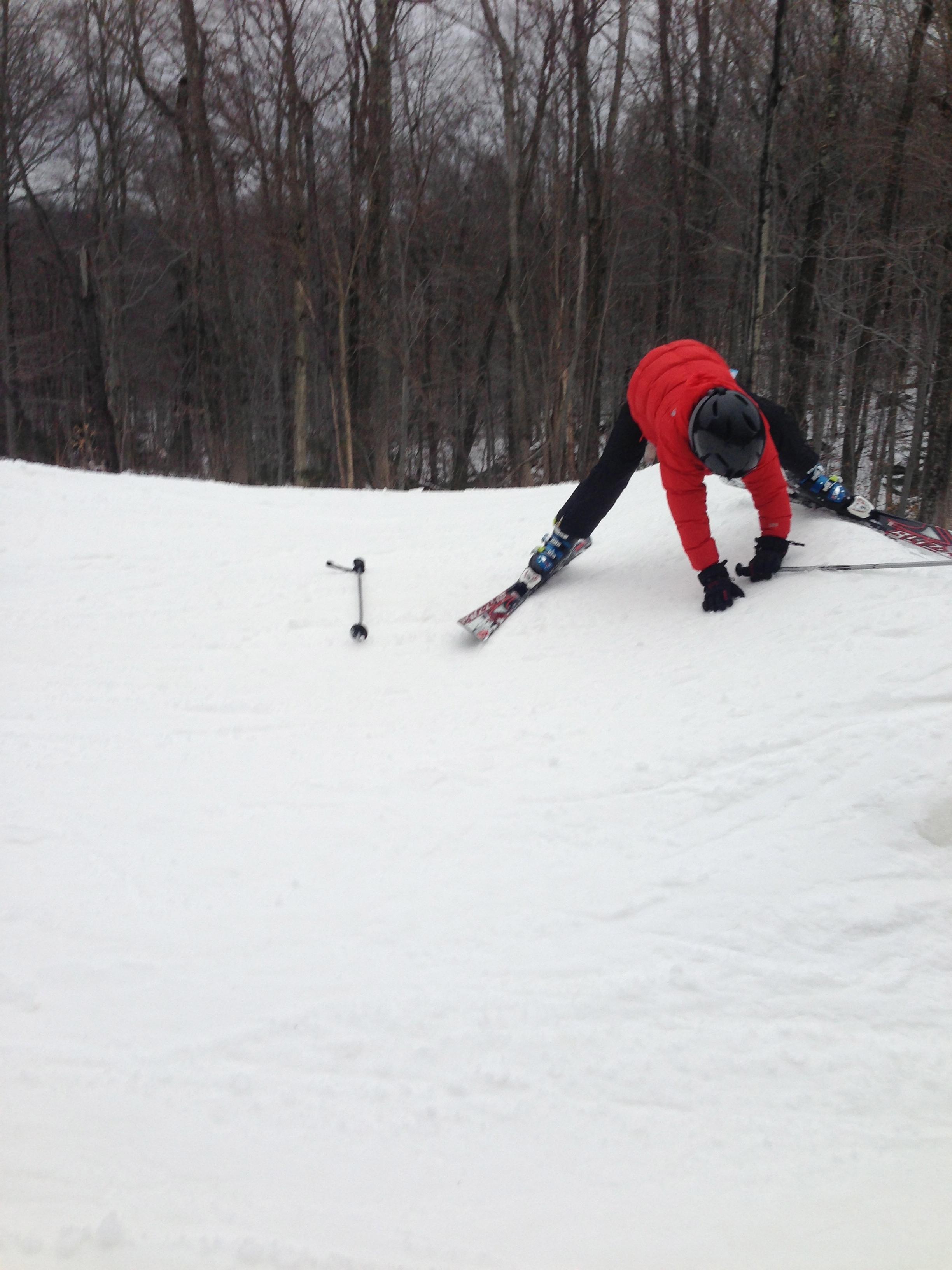 Mount Snow gaper 12/29/13