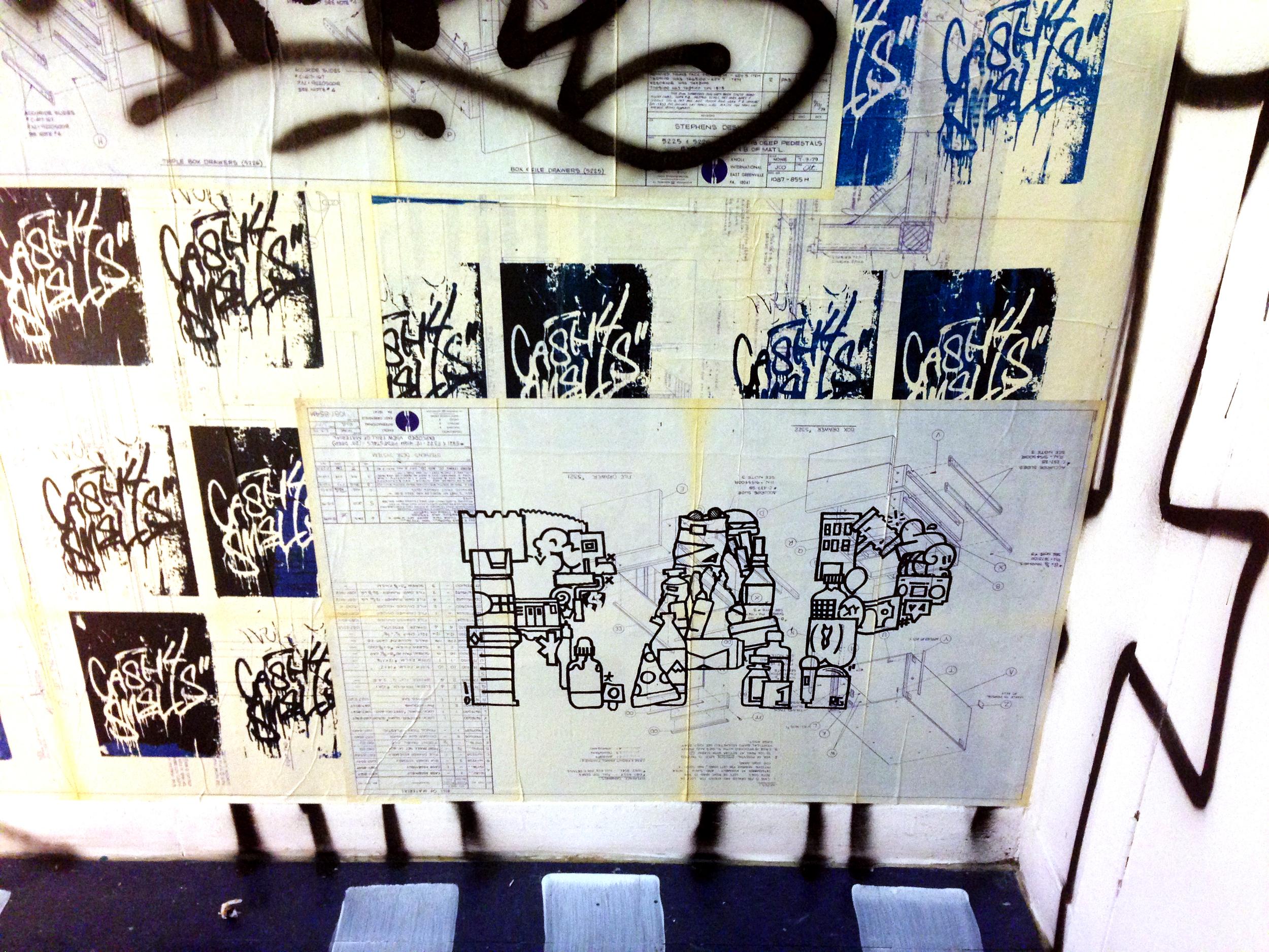 cash4 smells rap gang - elevated locals