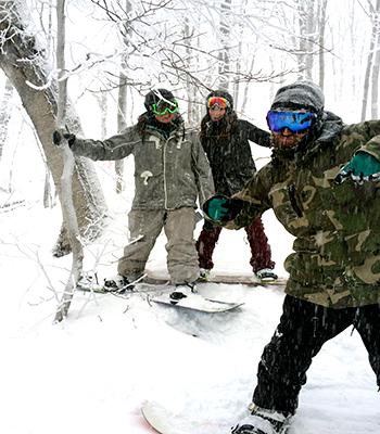 mount snow trolls (the samoan, the gyspy, and the viking) photo mad yuri 12/14