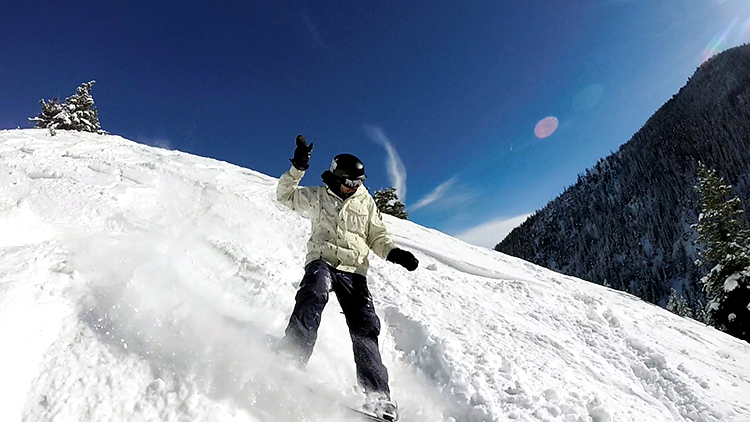high five south sloping sun valley