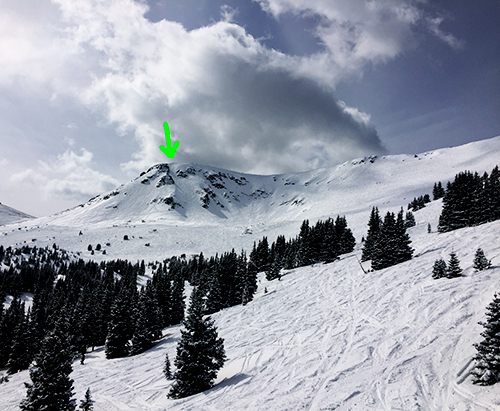 E.S.P. from the lift