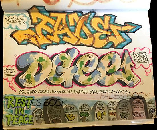 fade's blackbook i elevated locals