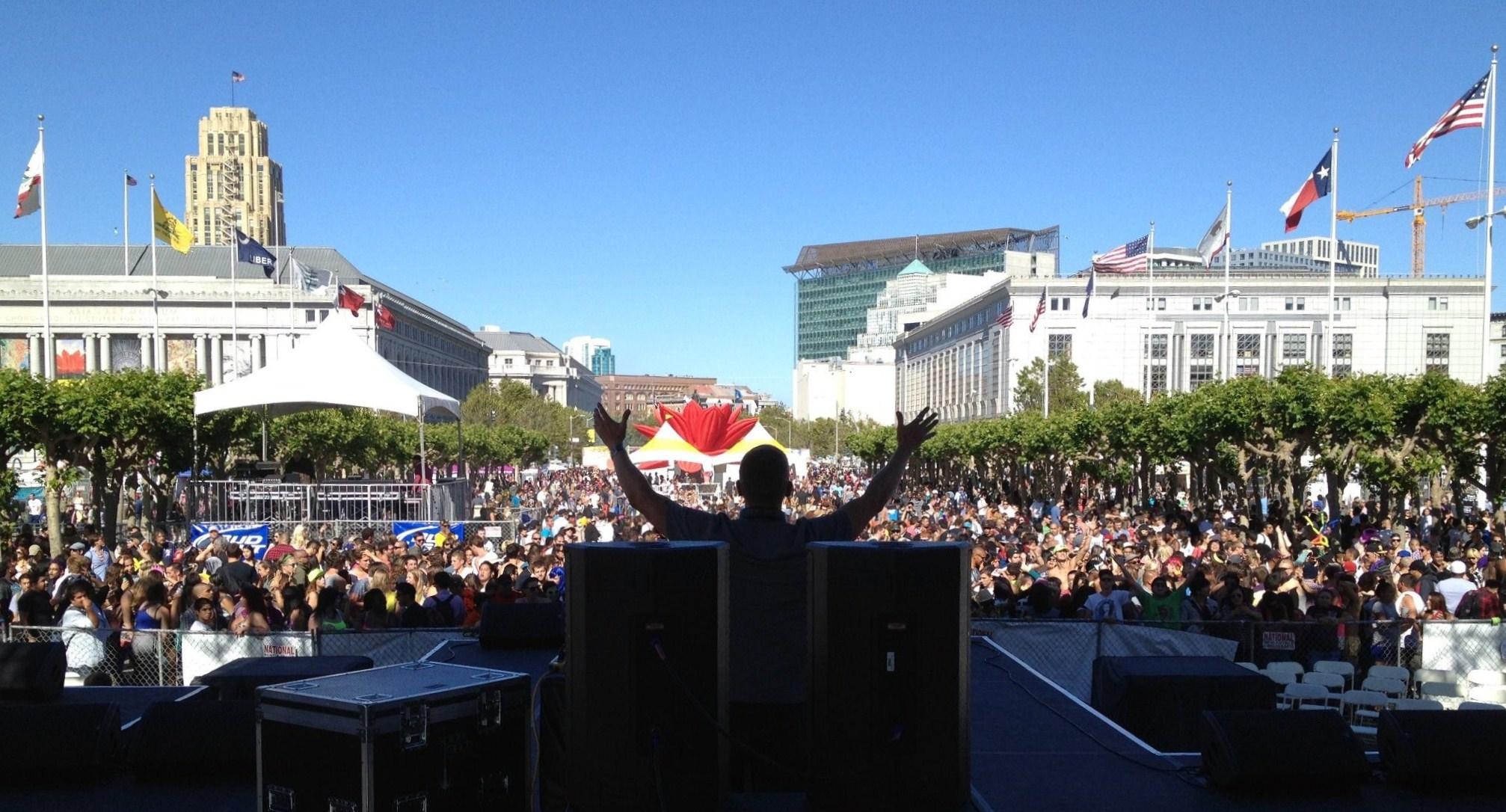 SF PRIDE 2012