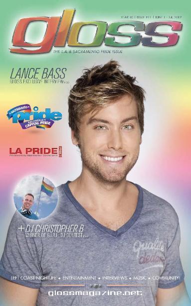 Gloss - 2012 Pride Cover